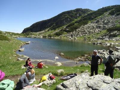 Едно от Прекуречките езера